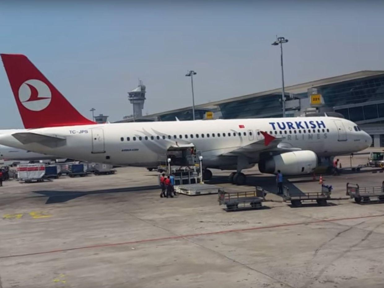 Аэропорт новый(Стамбул)