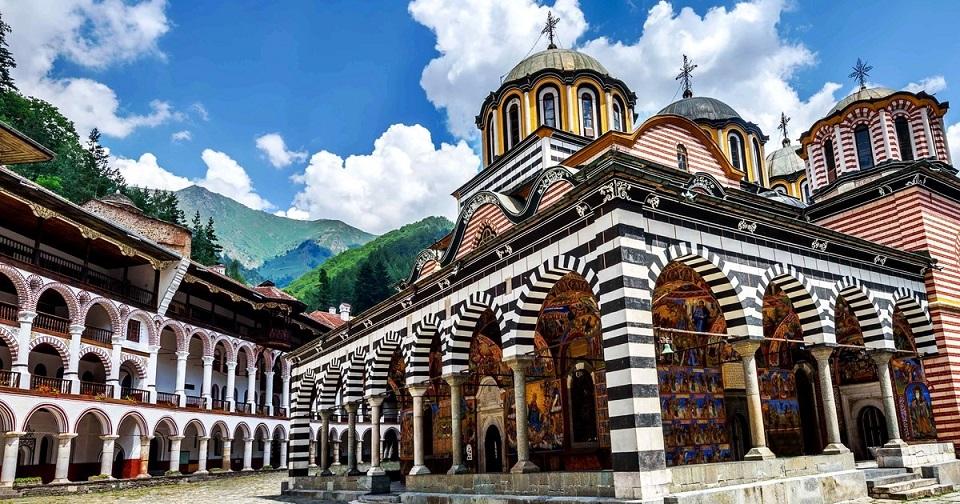 рильский монастырь болгария фото платья разных